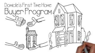 Domicile\'s First Time Home Buyer Program
