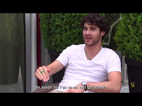 Darren Criss & Kristen Wiig - Girl Most Likely Interview