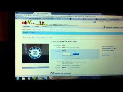 How to snipe on Ebay (EASY)