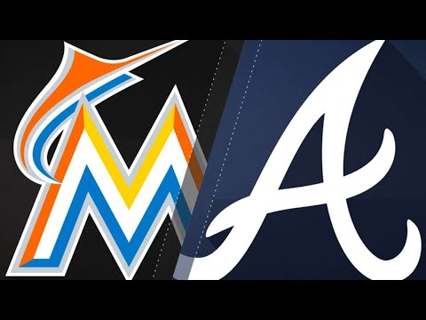 Acuna, Toussaint lead Braves to win: 8/13/18