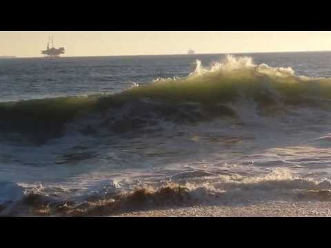 Seal Beach Monster Waves 2