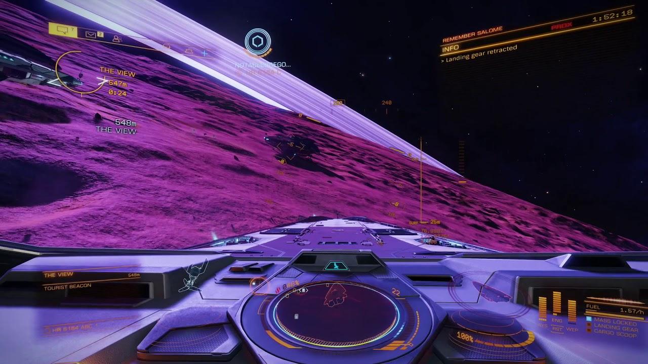 Elite Dangerous superfleet suffers 30 deaths from gravity