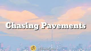Adele - Chasing Pavements // Slowed Version (Lyrics)