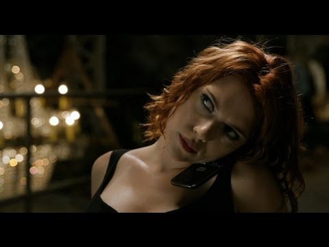 Marvel's Avengers Assemble - Black Widow Interrogation Scene - Official   HD