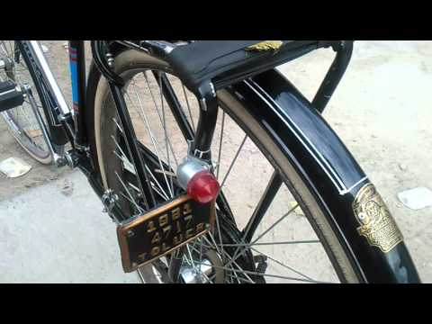 Phillips Bicycle R28 1960 | Renowned The World Over | Made In England