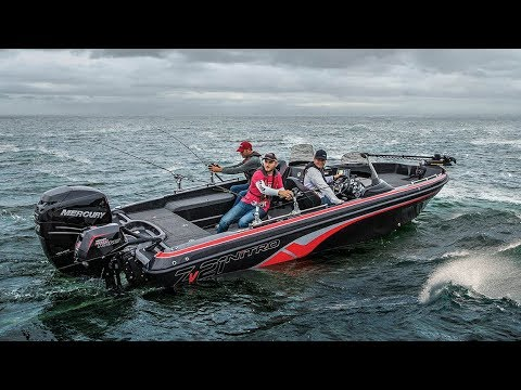 NITRO ZV21 Multi-Species Fishing Boat