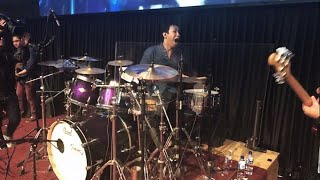 Kuasa Namanya - Symphony Worship - Drum Cam Freedom Concert @graha Bethany Manad