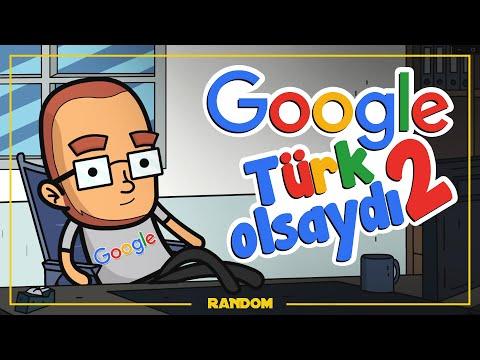 GOOGLE TÜRK OLSAYDI 2 - TÜRKÇE ANİMASYON (PARODİ)