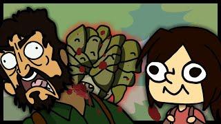 The Last Of Us【Cartoon Animation Parody】