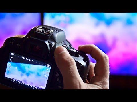 Как красиво снять видео