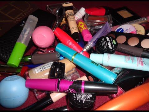 ASMR Makeup Rummaging (Super Tingly)