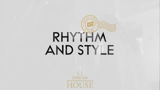 OMEGA House at Rio 2016 - Rhythm and Style with Kenny G and Carol Trentini