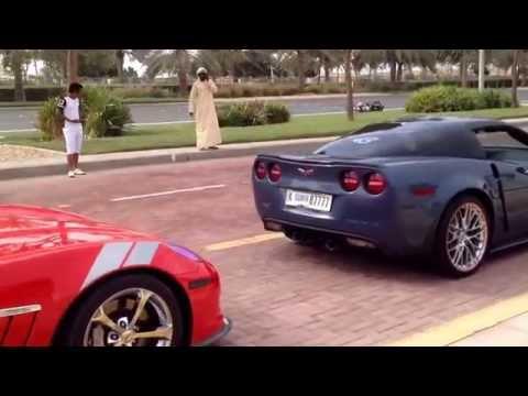 Corvette C3 C4 C5 C6 C7 - Yas Marina