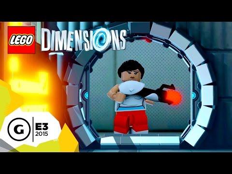 LEGO Dimensions Portal Trailer - E3 2015
