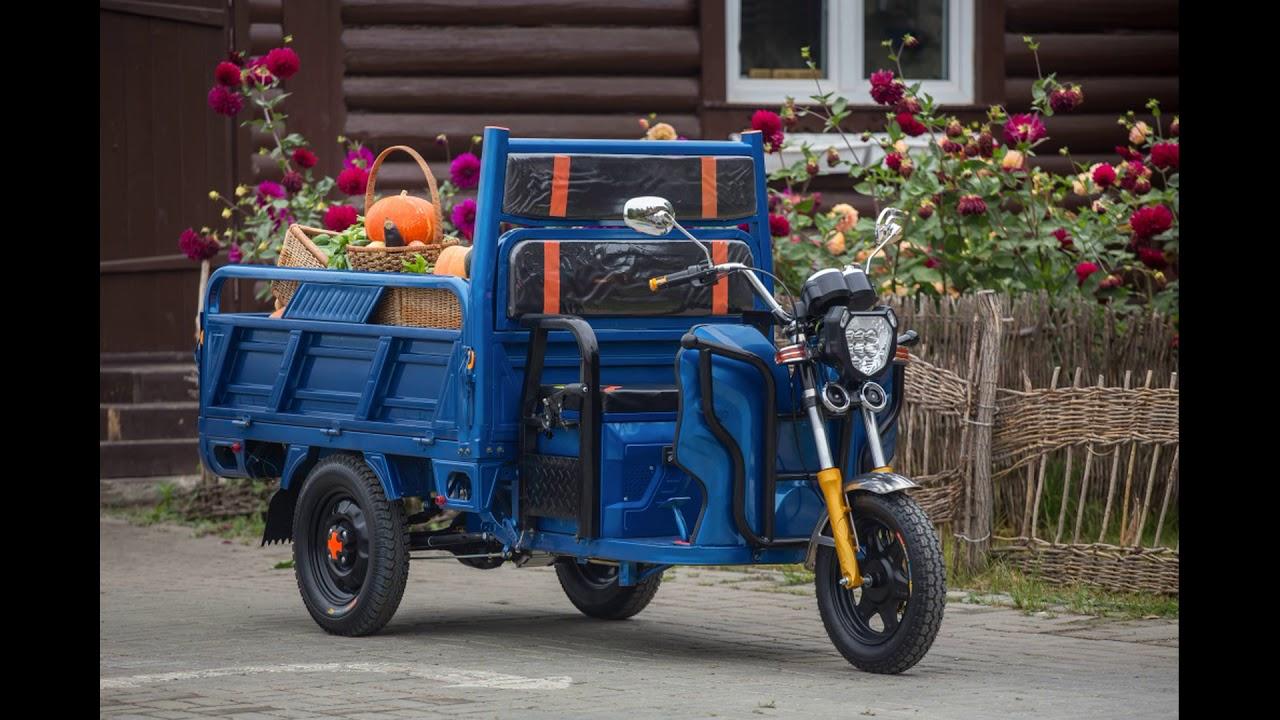 Грузовые скутеры. Варианты для дачи и склада. Мотороллер муравей.