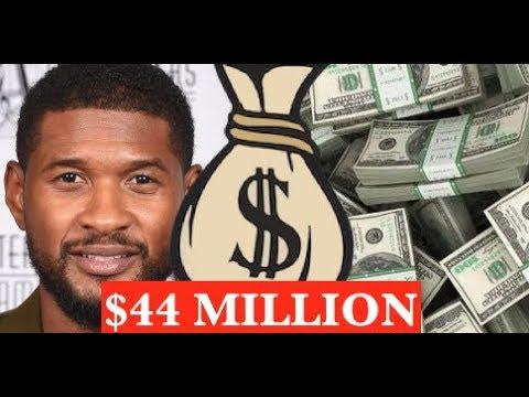 Songwriter AWARDED $44000000 Million in Battle over Usher song (Usher Not Named Court Just Writers)
