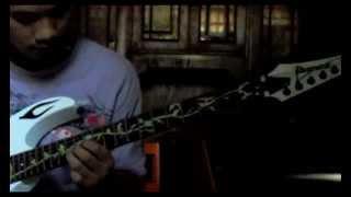aku sakit wali band (lead guitar)