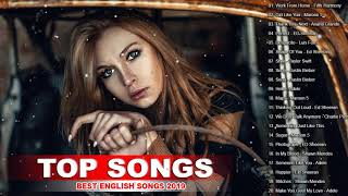 Best English Songs 2019 Hits - Best Pop Songs Collection of All Time - Pop Songs World 2019