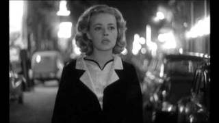 "JEANNE MOREAU IN ""LIFT TO THE SCAFFOLD"" (MILES DAVIS THEME)"