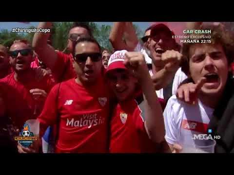 El Sevilla - Barcelona, uno de los MAYORES DESPLIEGUES de SEGURIDAD jamás vistos en España