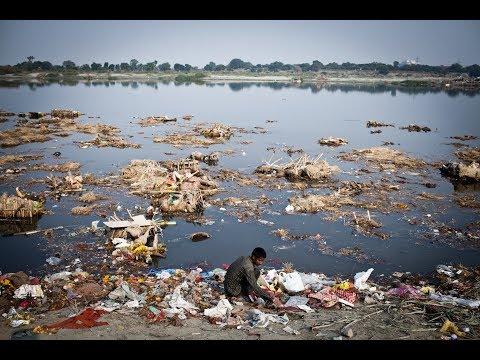 Delhi Water Pollution