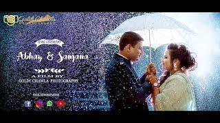 Engagement Ceremony  Abhay ♥ Sanjana 2019
