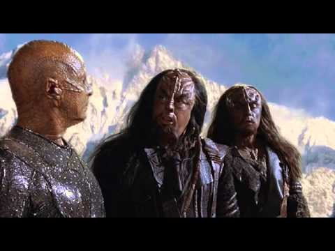 Klingon: I can see my house from here !