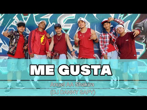 ME GUSTA By Anuel AA Shakira |SOUTH VIBES|