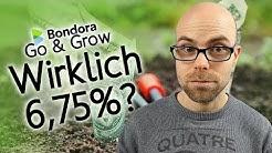 Ich teste Bondora Go & Grow mit 1200 Euro