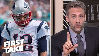 Max Kellerman continues to doubt Tom Brady