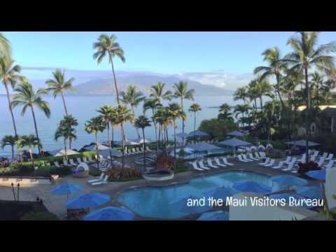 Wailea Beach Marriott Resort & Spa Video Tour #seeMaui