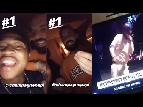 Does Drake Owe The Shiggy Show a Check? The finally Linked up