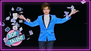 Shin Lim | Magician Champion Of The WORLD | All Performances | Top Talent