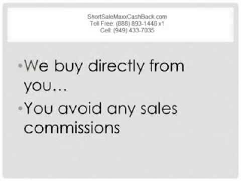 Short Sale Help Orange County: Up to $50k Cash Back On Your Short Sale