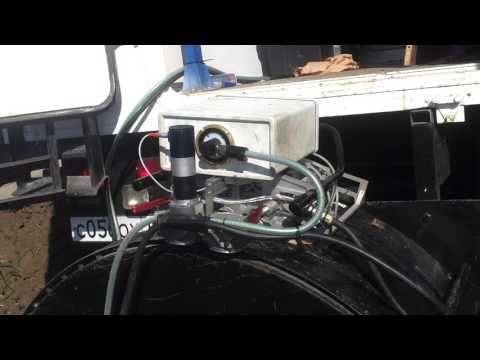 ISONIC PA AUT: Scanning of the Calibration Block in the Field