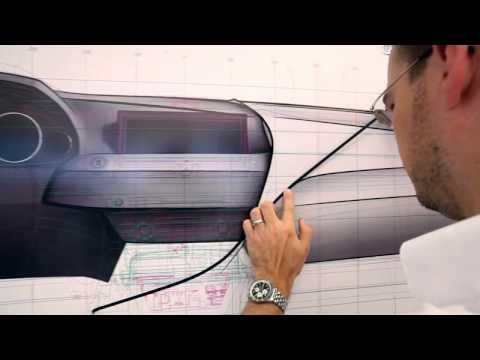 BMW Concept 6 Series Coupé: Design Story