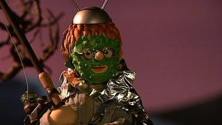 Bug Eyed Boy from Venus