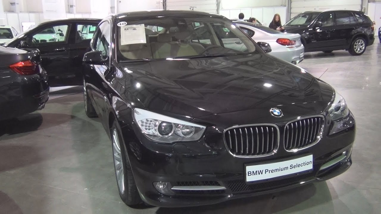 BMW D XDrive Gran Turismo Exterior And Interior YouTube - 2013 bmw 535d
