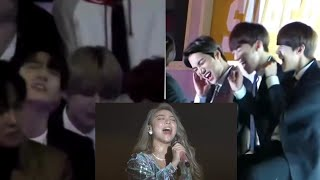 K-Idols Reaction to Ailee's High Notes