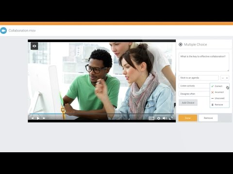 How to Use Interactive Video in Workday Learning