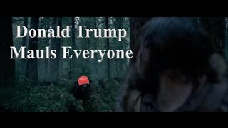 Trump Is The Bear From The Revenant | SUPERcu...
