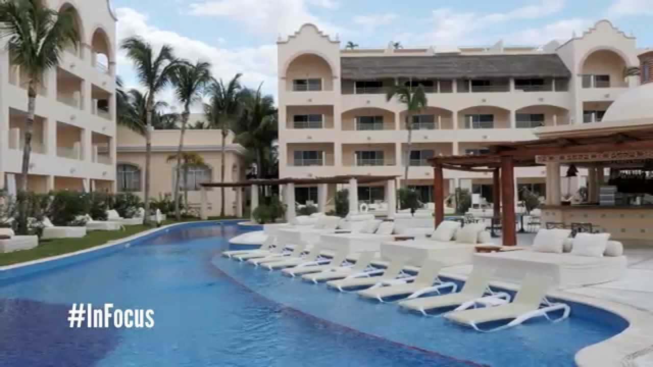 Excellence Riviera Cancun Mexico - YouTube
