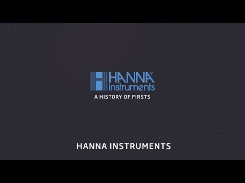 Hanna Instruments - A History Of Firsts