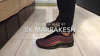 483edd44976c Nike Air Max 97 SK Skepta LONDON X MARRAKESH - Quick ON Feet