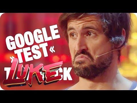 Tom Beck googlet sich selbst - Der Googletest