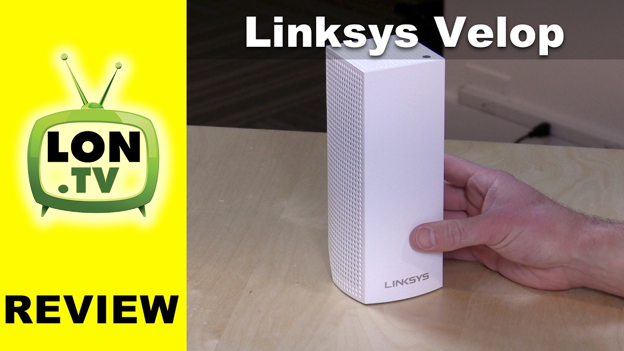 Linksys Velop Wireless Mesh System Review - Whole Home Wifi System vs   Google Wifi