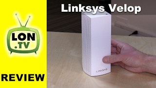 Linksys Velop Wireless Mesh System Review - Whole Home Wifi System vs. Google Wifi