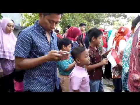 Upacara Kemerdekaan Republik Indonesia ke-71