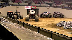 Monster Truck X Freestyle