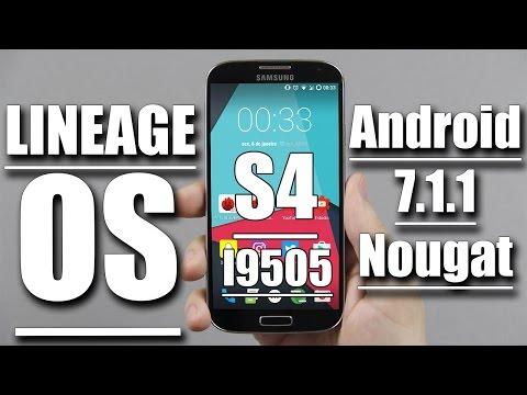 EOL[ROM][Samsung Galaxy S4][7 1 1[jfltexx]Team OctOs Oct-N - Custom
